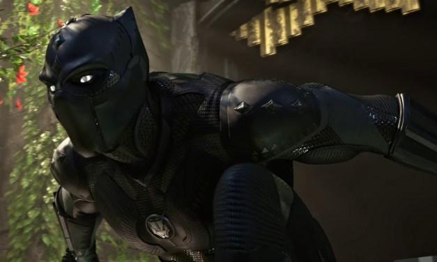 Black Panther débarque prochainement dans Marvel's Avengers