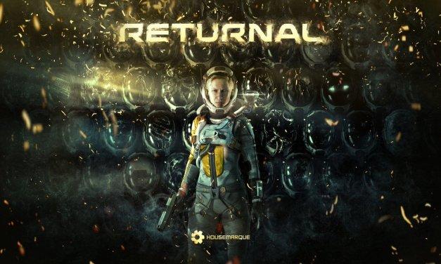 Une bande-annonce de lancement pour Returnal sur PlayStation 5