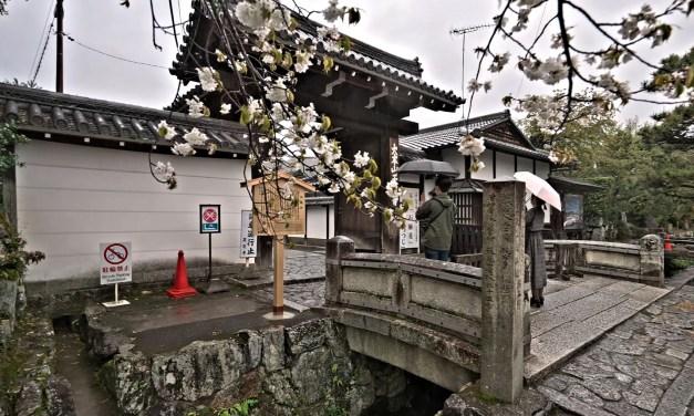 Japon: une balade sous la pluie dans Kyoto avec Rambalac