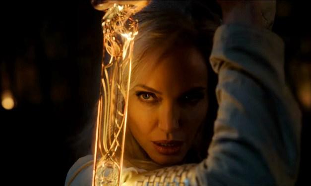 Marvel Studios célèbre le cinéma en vidéo et donne un premier aperçu d'Eternals
