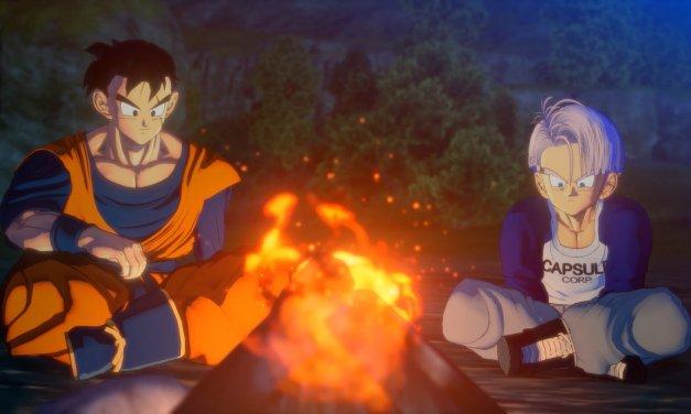 Des images pour l'extension Trunks The Warrior of Hope de Dragon Ball Z Kakarot