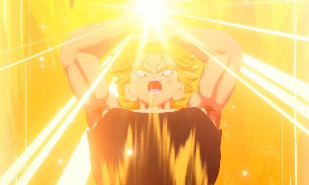 Un trailer de lancement pour le DLC Trunks Le Guerrier De L'espoir dans Dragon Ball Z : Kakarot