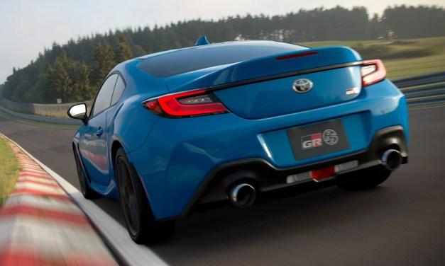 Gran Turismo Sport : Un trailer pour la Toyota GR 86 de 2021