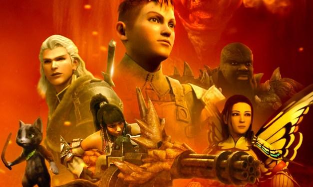 Un trailer pour Monster Hunter: Legends of the Guild