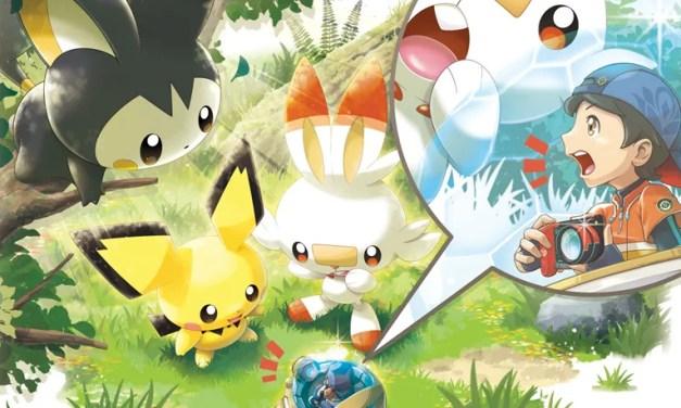 Une première mise à jour gratuite pour New Pokémon Snap