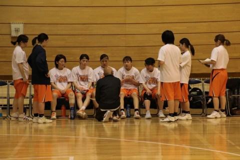 さぁ 札幌大学戦だ 締まっていこう
