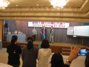 【画像】介護の勉強をしているフィリピンの参加者自己紹介