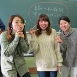 23 国際学部女子surviver