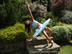 Tala Lee-Turton - ballet model