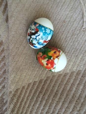 Easter eggs! - Tala Lee-Turton
