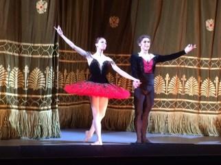 Tala Lee-Turton Bolshoi Ballet Academy - ballet - performance