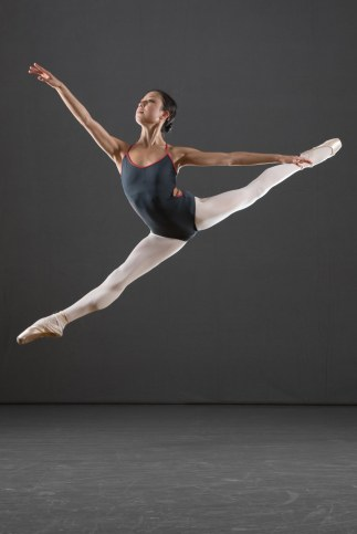 Tala Lee-Turton, Bolshoi Ballet Academy - International Ballet Masterclass