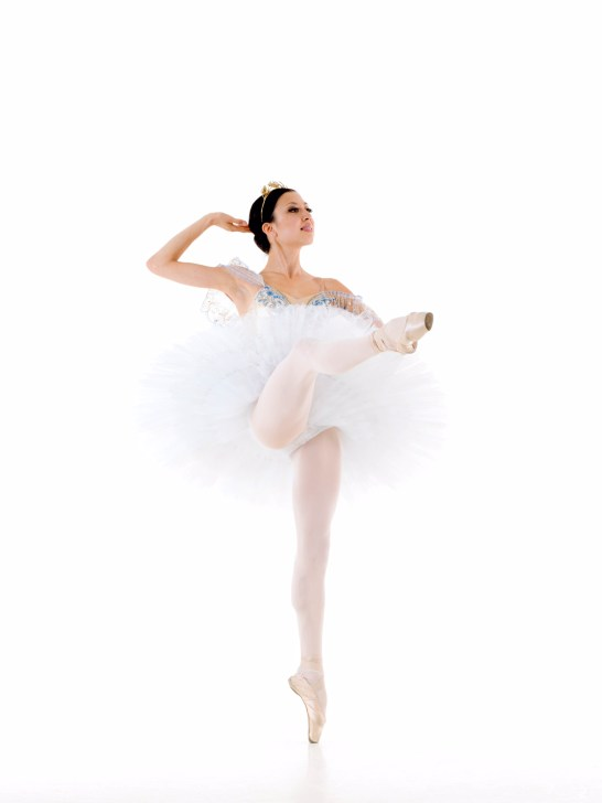 Tala Lee-Turton Bolshoi Ballet Academy - ballerina modeling