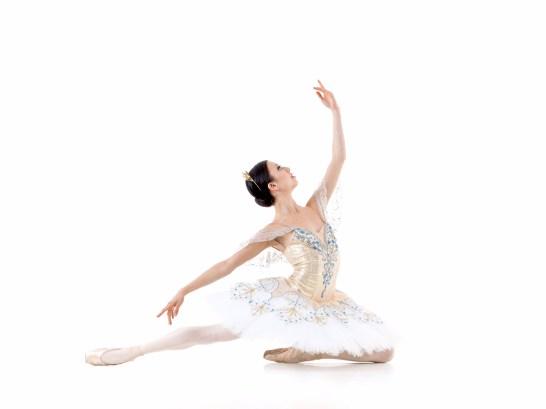 Tala Lee-Turton Bolshoi Ballet Academy - modeling