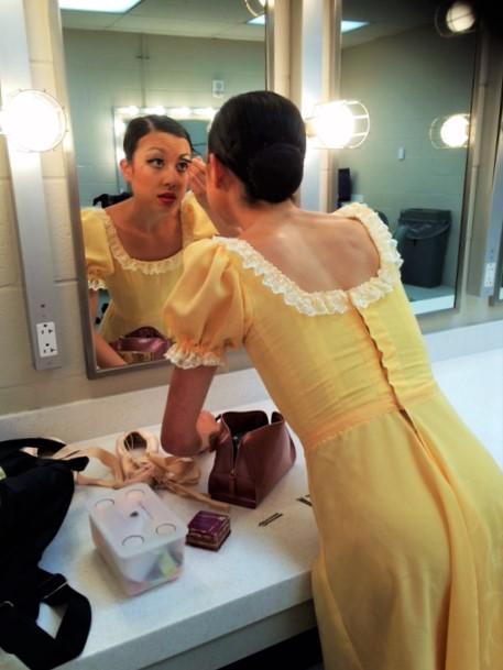 Tala Lee-Turton Bolshoi Ballet Academy WBC 2016