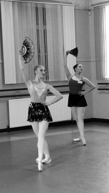 Tal Lee-Turton professional ballet dancers teaching
