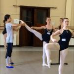 Tala Lee-Turton, dance ballet, Masterclasses