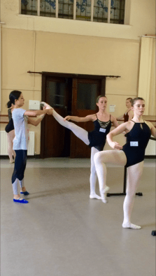 Tala Lee-Turton, dance ballet, Masterclasses