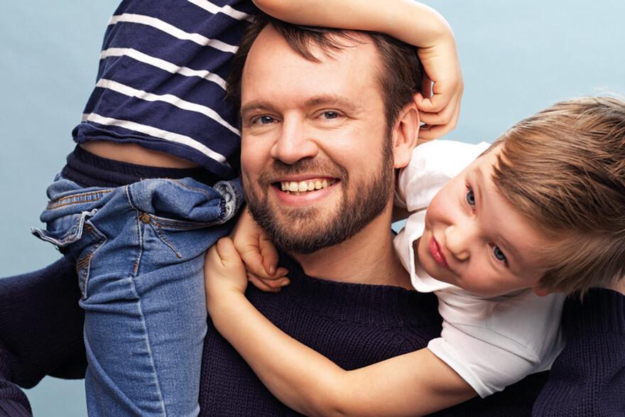Boken Smart föräldraskap av Mattias Ribbing