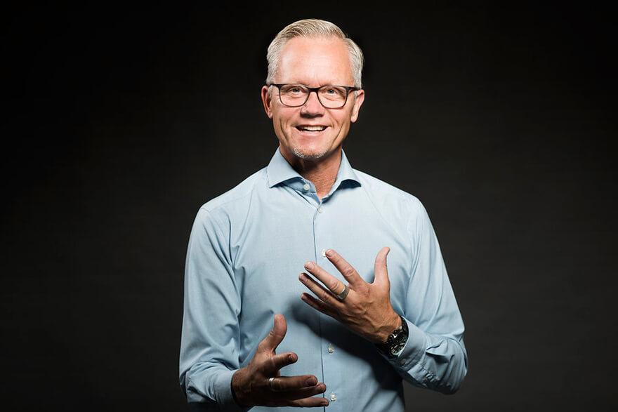 Johnny Sundin - Föreläsning - Moderator