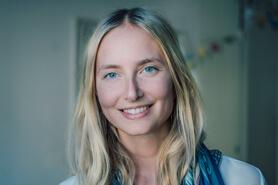 Katarina Blom - Föreläser om lycka och friskvård