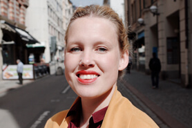 Anna Gullstrand - Föreläsare om ledarskap och digitalisering