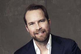 David Ståhlberg - Föreläsning om affärs- och organisationsutveckling