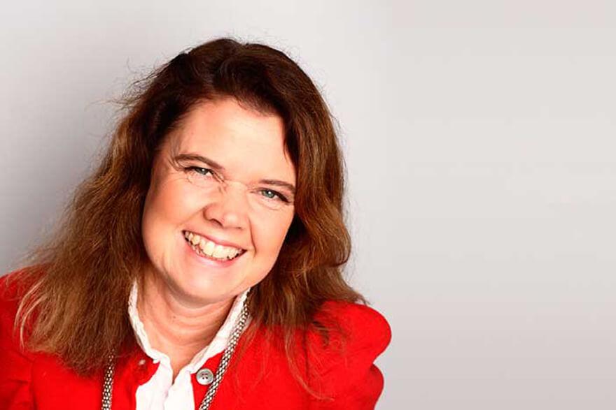 Anna Dyhre - Föreläsning - Moderator