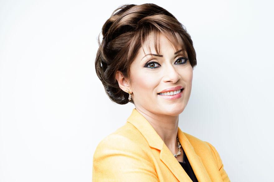 Azita Shariati - Föreläsning - Föreläsare