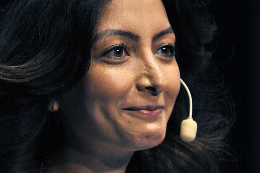 Farida Rasulzada - Föreläsning - Föreläsare