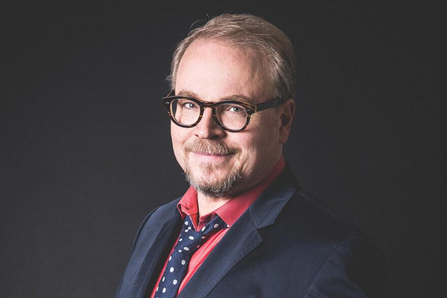Boka Fredrik Lindström Föreläsning