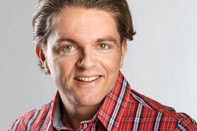 Fredrik Paulún - Profil inom hälsa