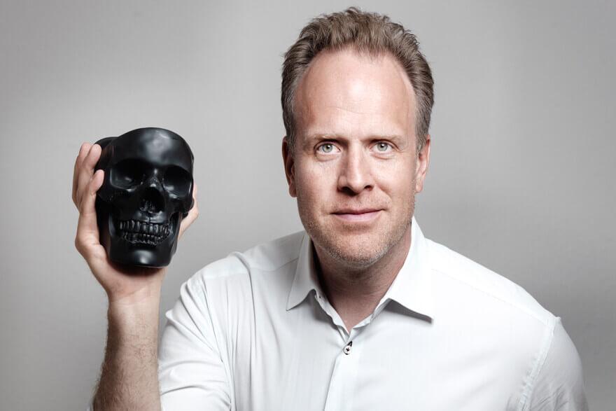 Magnus Lindkvist - Föreläsning - Trendspanare - Futurologist
