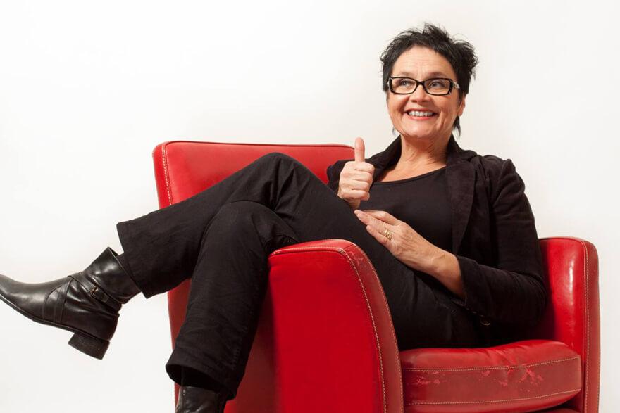Susanne Fredriksson - Föreläsning - Föreläsare