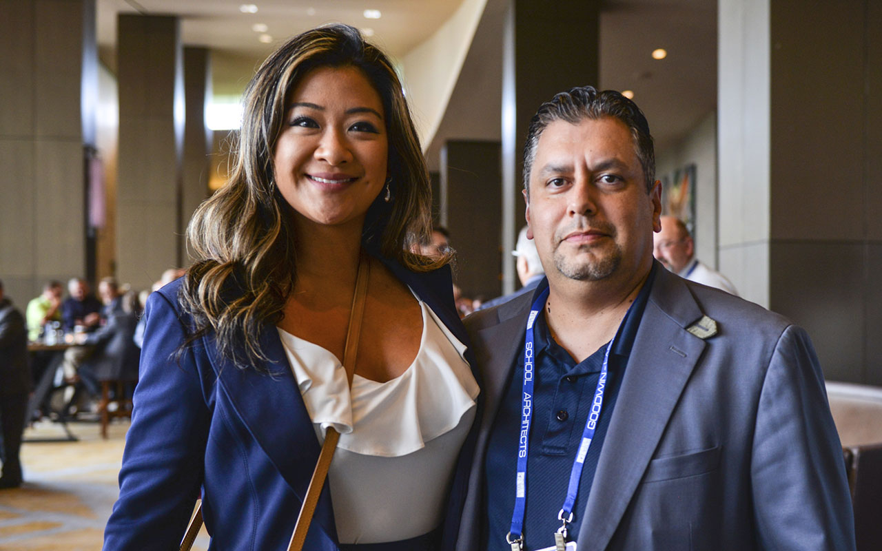 TALAS members at the TASA|TASB Convention in Dallas, September 2019