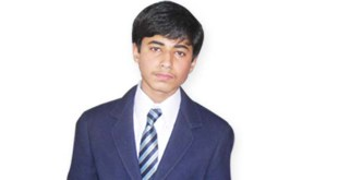 13 yrs young Moosa Feroz becomes the pride of our nation worldwidely