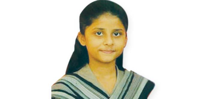 O'levels at the age of 11 , Sitara Brooj Akbar – Thats record breaking !!