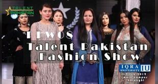 Talent Pakistan Fashion Show