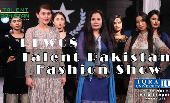 Talent Pakistan Fashion Show