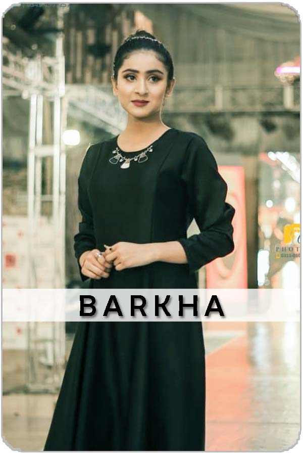 Pakistan Female Model Barkha