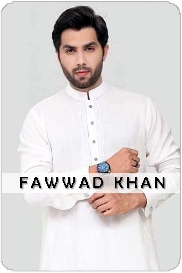 Pakistan Male Model Fawwad khan