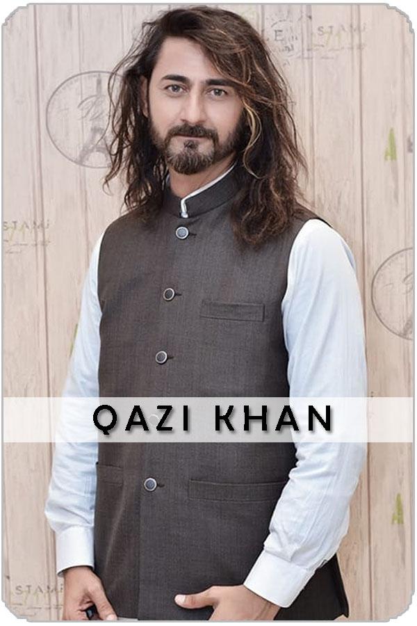 Pakistan Male Model Qazi khan