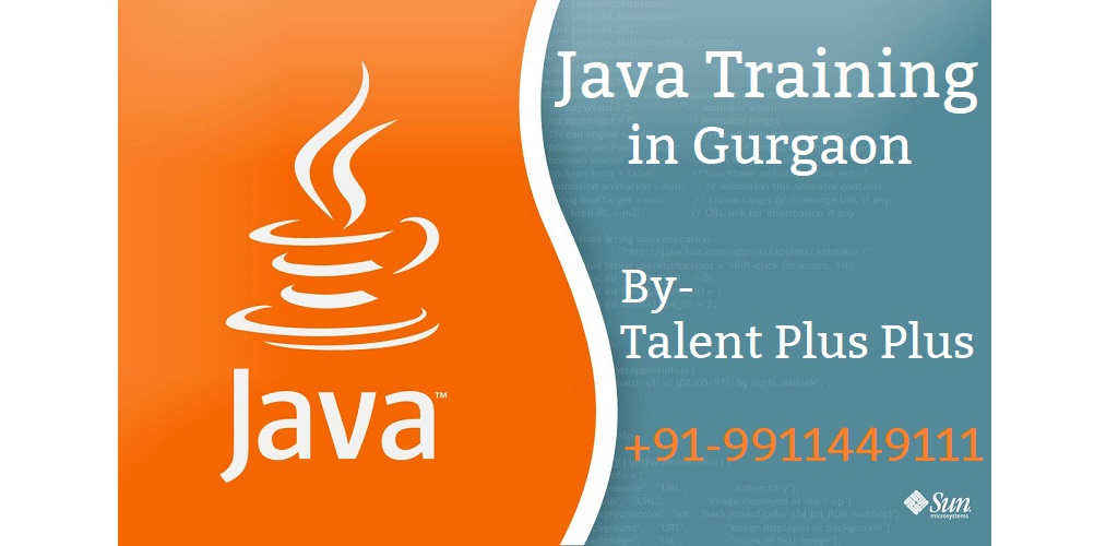 Java training in Gurgaon