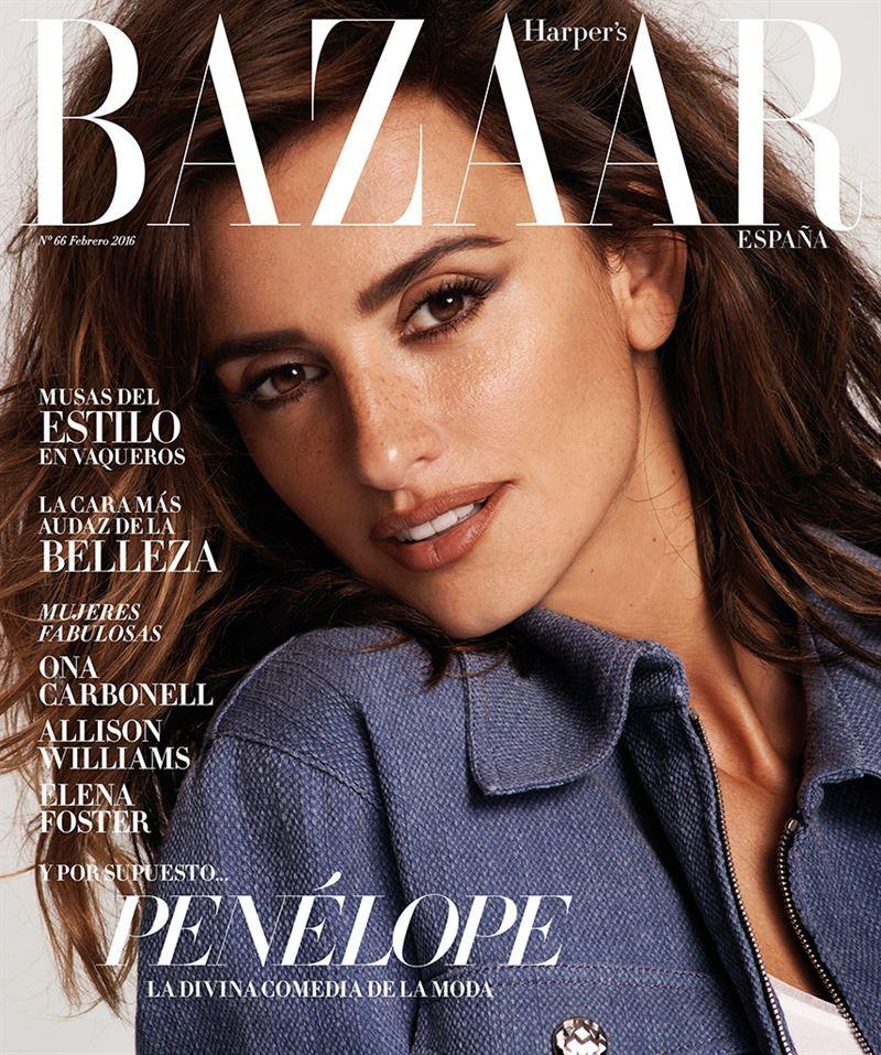 Harpers Bazaar – Hair & Make up by Pablo Iglesias