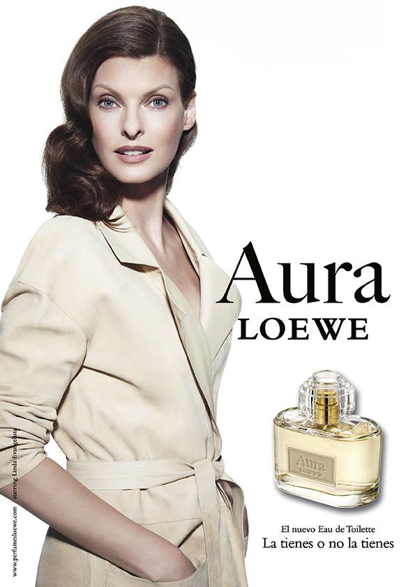 Linda Evangelista Aura Loewe – Pablo