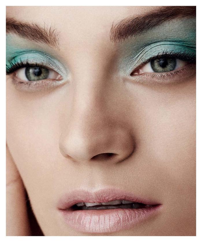 """Harper's Bazaar Beauty  2 """"Un romance de altura"""" – Jordi Fontanals"""