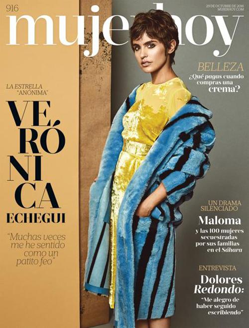 Mujer Hoy 916 – Verónica Echegui