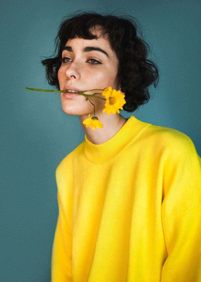 Editorial Fashion Woman – Naomi Gayoso