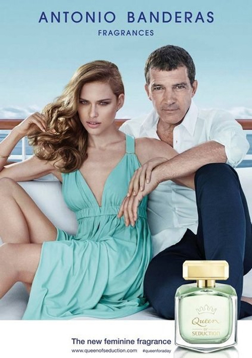 Antonio Banderas Queen of seduction – Jordi Fontanals