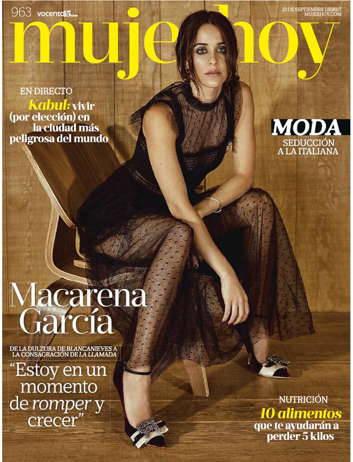 Mujer Hoy Macarena García – Jose Herrera